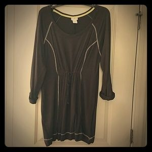 Adorable XL comfy knit maternity tunic!